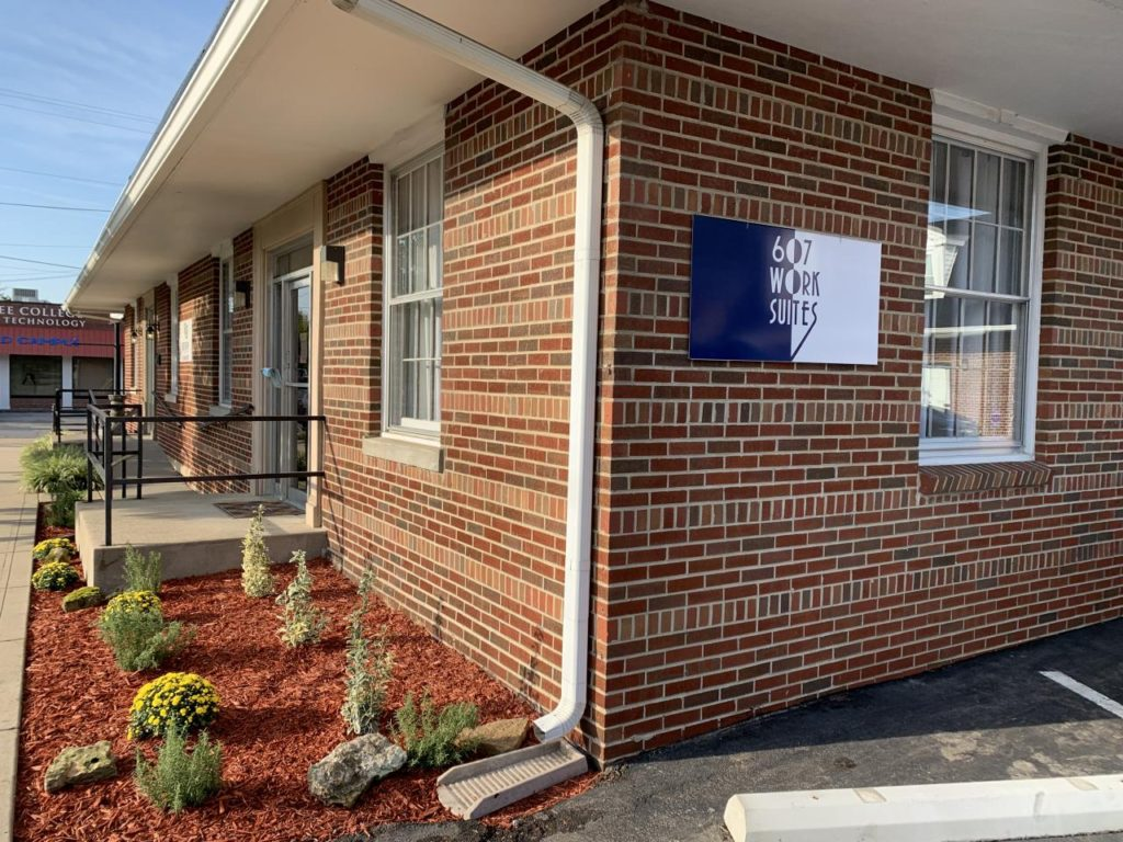 607 Work Suites - Individual Office Spaces Available - starting at $450 per month (includes utilities and WiFi)
