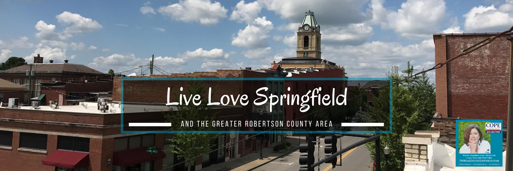 Live Love Springfield And the Greater Robertson County area